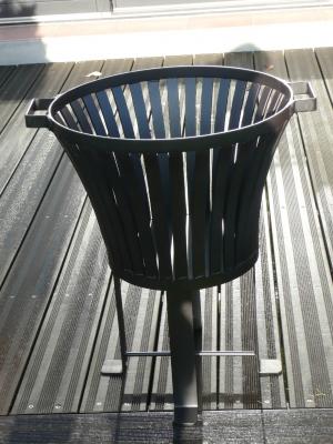 brasero de jardin technicoupe plus. Black Bedroom Furniture Sets. Home Design Ideas